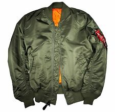 Alpha Industrie Jacket MA1 Olive