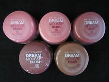 2 Pack Maybelline Dream Mousse Blush~ Choose your shade 10, 20, 40, 50, 60!