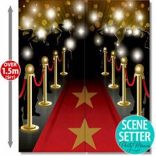 HOLLYWOOD OSCARS MOVIE STAR NIGHT PARTY PAPARAZZI OR RED CARPET SCENE SETTER