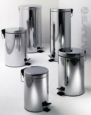STAINLESS STEEL KITCHEN BATHROOM PEDAL BIN & INNER BUCKET - 3L,5L,8L,12L,20,30L