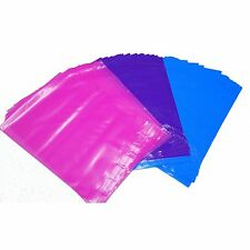 """Bright Colored Poly Mailing Bags 13 x 10"""" - 20 Bags"""