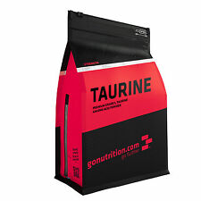 Pure L Taurine Powder by GoNutrition - 250g, 500g, 1kg + Free Shaker