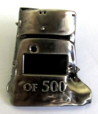 NED KELLY AUSSIE BUSHRANGER LIMITED EDITION OF ONLY 500 HELMET PIN BADGE 401-450
