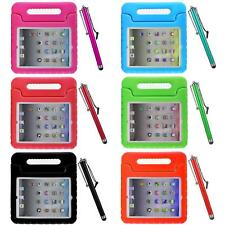 FOAM HANDLE KIDS CHILD CHILDREN SHOCK PROOF STAND CASE COVER FOR IPAD 2 3 4