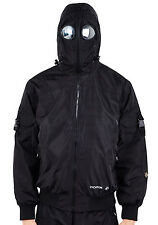 Mens Location Hunter WR Goggle Bomber Jacket Waterproof Taped Seams Mesh Lined