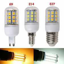 3W/3.5W/4W/6W/7W E27/E14/G9 5050 SMD LED 220v-240 Lights Corn Light Bulbs Lamps