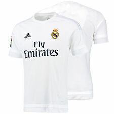 REAL MADRID CF ADIDAS HOME JERSEY 2014 2015 FOOTBALL CLUB SOCCER OFFICIAL MENS