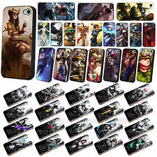 Hot Fashion League of Hot Legends Champions Phone Case Skin Fr iPhone 4 4S 5S 5C