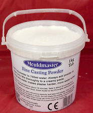 Plaster of Paris Newly Packed Tub of  Moulding Plaster (Pick your size!) craft