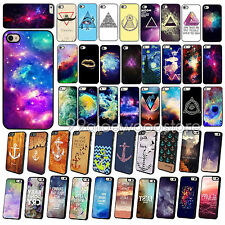 Fashion Universe Pyramid Pattern Hard Skin Case Cover Fr Apple IPhone 4 4S 5s 5c