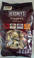 52oz Hershey's Nuggets Assortment Party Candy:Creamy Milk,Special Dark Chocolate