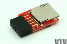 SDSL sd adapter/connector for Sanguinololu 3D printer electronics -Kit or Assemb
