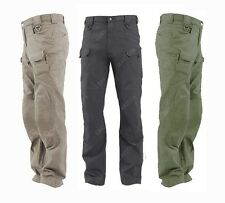 US URBAN TACTICAL PANTS MENS MILITARY POLICE SECURITY COMBAT TROUSERS 3 COLORS