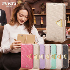 """7 Colors """"Heng"""" Flip PU Leather Case Cover for Samsung Galaxy Grand 2 G7106"""
