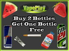 ejuice Flavor Concentrates eliquid e-juice e-liquid vape DIY by VAPEPLAY.com USA