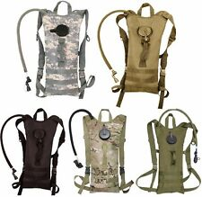 Rothco Military MOLLE 3 Liter Camo Backstrap Hydration Pack Backpack