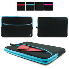 "Kroo 15"" Water Resistant Neoprene Sleeve Glove Case fits Sony Laptop PC"