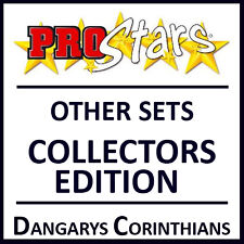 Corinthian Prostars Other Sets: COLLECTORS EDITION Blisters