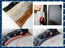 Leather Soft Padding Car Seat Pad Gap Holst Leakproof Protective Stop Gap Filler