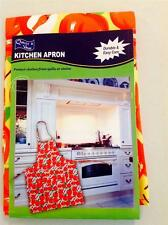 New Kitchen Apron With Front Pocket Cooking Chef Butchers