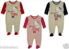 "BABY GIRL'S ""CHARMMY KITTY"" BABYGROW/SLEEPSUIT/ROMPER 3 6 12 18 23 MONTHS"