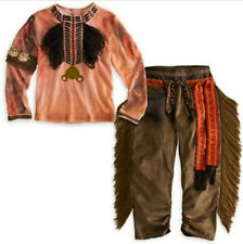 Disney Exclusive The Lone Ranger Deluxe TONTO Halloween Costume Boys New w Tags