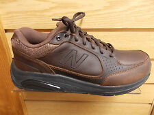 NEW BALANCE MEN'S MW928 BROWN WALKING SHOE EXTRA WIDE 4E NEW IN BOX