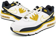 Nike Air Max Wright Classic Sneakers New, White Navy Gold 317551-147