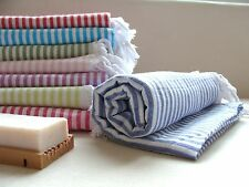 TURKISH HAMMAM HAMAM PESHTAMAL PESHTEMAL COTTON BATH TOWEL GIFT SPA BEACH PAREO