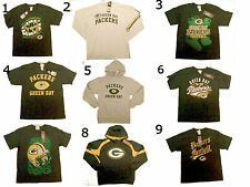 GREEN BAY PACKERS YOUTH PERFORMANCE PLAYER SHIRT HOODED SWEATSHIRT