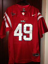 PATRICK WILLIS #49 RED OLE MISS REBELS JERSEY 49ERS NEW