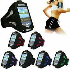 Universal Sports CYCLING Running Gym ADJUSTABLE Armband Cover Pouch for Mobile