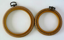 Flexi-hoop Embroidery Hoops - Various Sizes