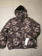 Marc New York Andrew Marc Down Puffer Parka Coat NWT Camo Camouflage