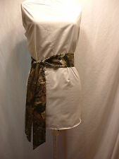 Camoflauge Wedding Sash for Bride & Bridesmaids  /  5 different Camos available