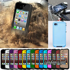 New Otterbox Waterproof Shockproof Dirt Proof Durable Case For Apple iPhone 4 4S