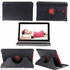 """Sleek Flip Case Cover 360 Degree leather for Dell Venue 8 8"""" Android Tablet Tab"""