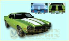 1970 1971 1972 1973 Camaro Z28 Rally Sport RS SS Super Sport Stencil Kit