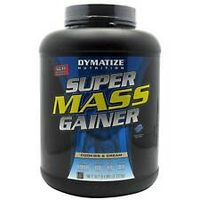 Dymatize Nutrition: Super Mass Gainer (6 lbs.) Add Calories & Carbs. Weight Gain