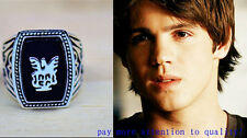 Hot 1pc The Vampire Diaries High Quality Jeremy Antique Silver Plated Ring