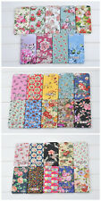 Cute Pastoral style Many flowers Floral Pattern Cover Skin case for iPhone 5C