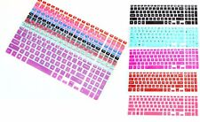"""Color Keyboard Skin Cover Protector Fr 15.6"""" Dell Inspiron 15 3000 Series Laptop"""