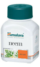 Himalaya Herbal Neem Blood purifier capsules skin care -  choose quantity