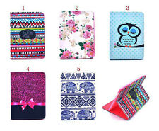 Fashion Flip Folding Printed Leather Case Cover For Samsung Galaxy Tab Tablet PC