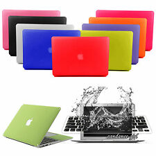 "New Multi-color Hard Case Cover Macbook Pro Air Retina Laptop Shell 11""13""15"""