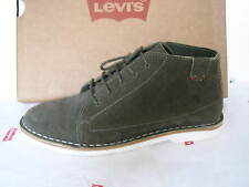 BNIB MENS Levi's RED TAB SUEDE DESERT BOOTS SIZE 6 (SALE