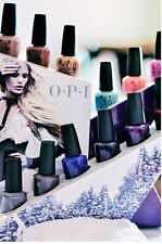 New OPI Fall Winter 2014 NORDIC Collection Nail Polish Lacquer .5oz U PICK COLOR