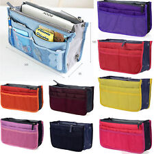 Fashion New Cosmetic Makeup Toiletry Travel Waterproof Wash Storage Makeup Bags