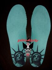 Nike Hyperposite Statue Of Liberty insole size 10 qs insole only stockliner