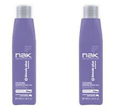 Nak Sulfate Free Shampoo & Conditioner 100ml Duo Pack. All Variants available